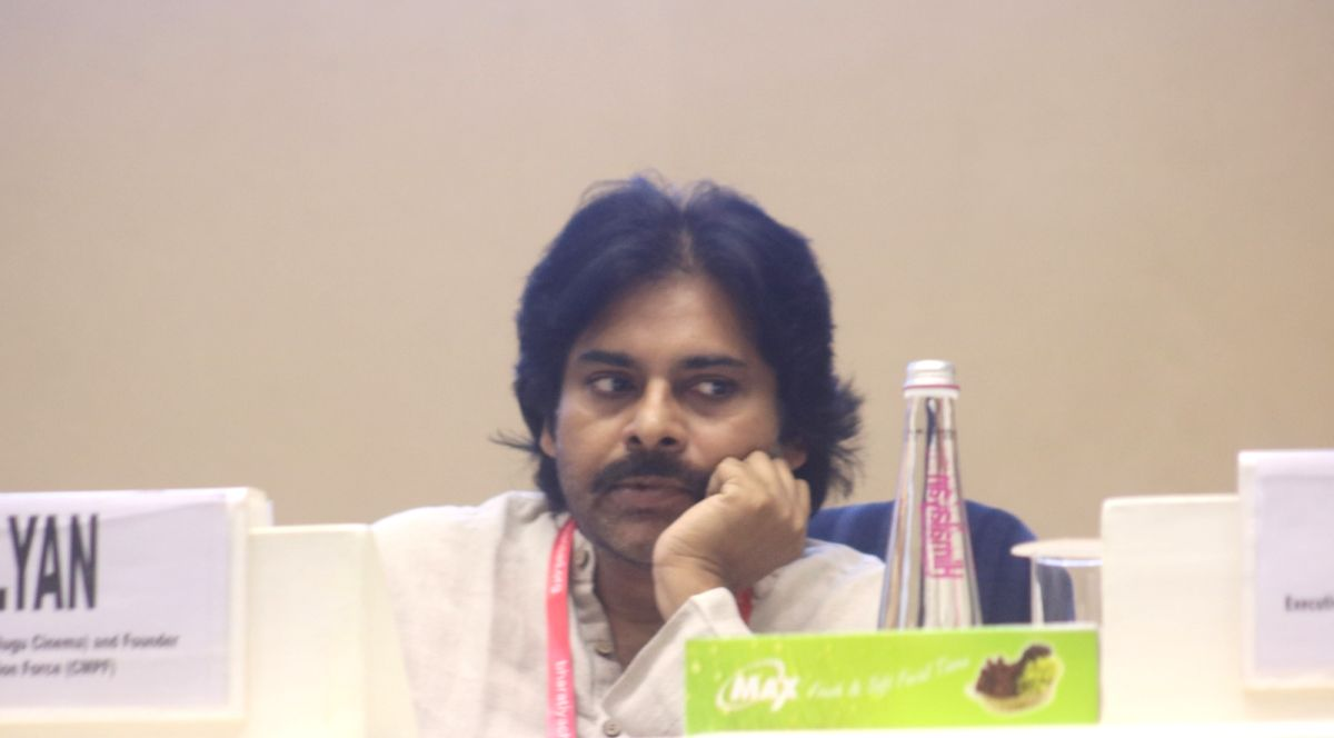 Pawan Kalyan.