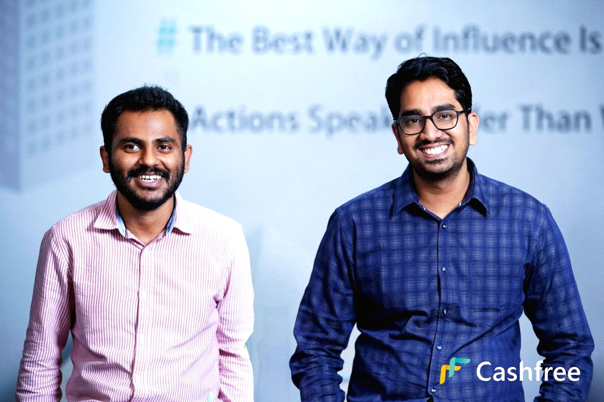 Payments firm Cashfree raises $35mn led by Apis