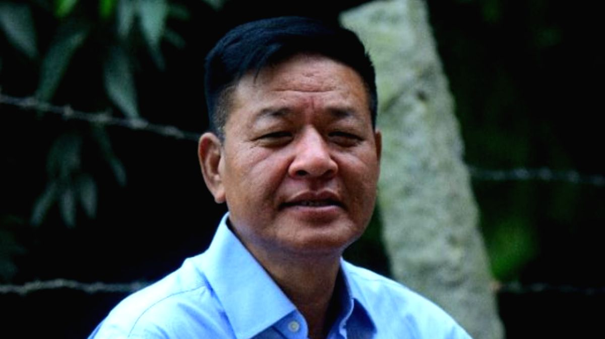 Penpa Tsering is new Tibetan govt-in-exile president