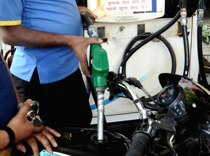 Petrol.