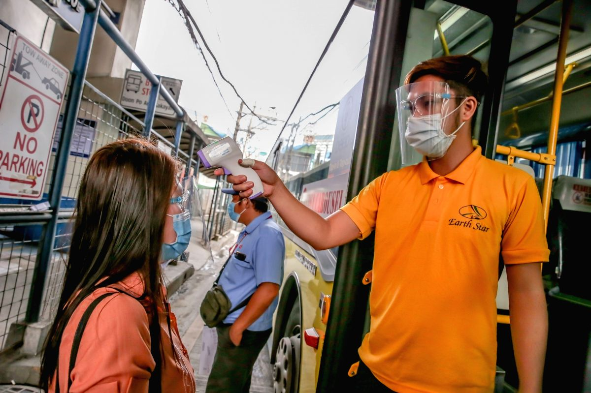 Philippines reports lowest single-day Covid-19 cases in over a month