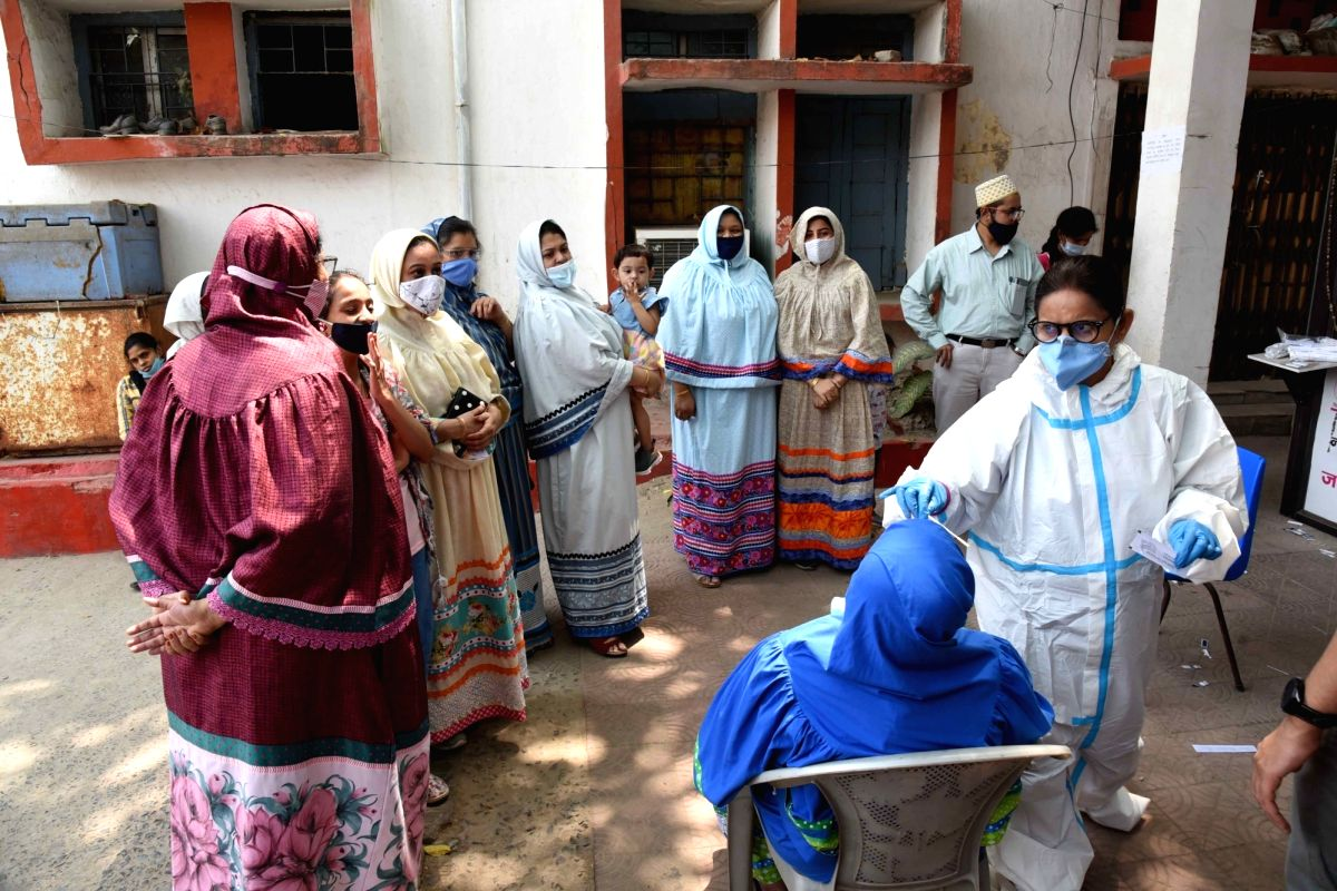 Covid-19 fear grips Bihar, cases rise 4 times in 8 days