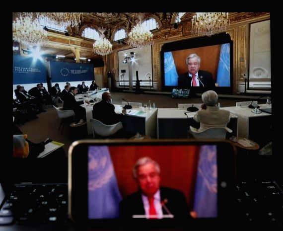 Guterres urges greater solidarity as global Covid deaths reach 2mn