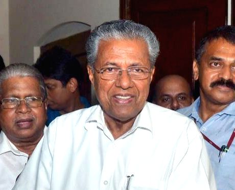 Pinarayi Vijayan. (File Photo: IANS)