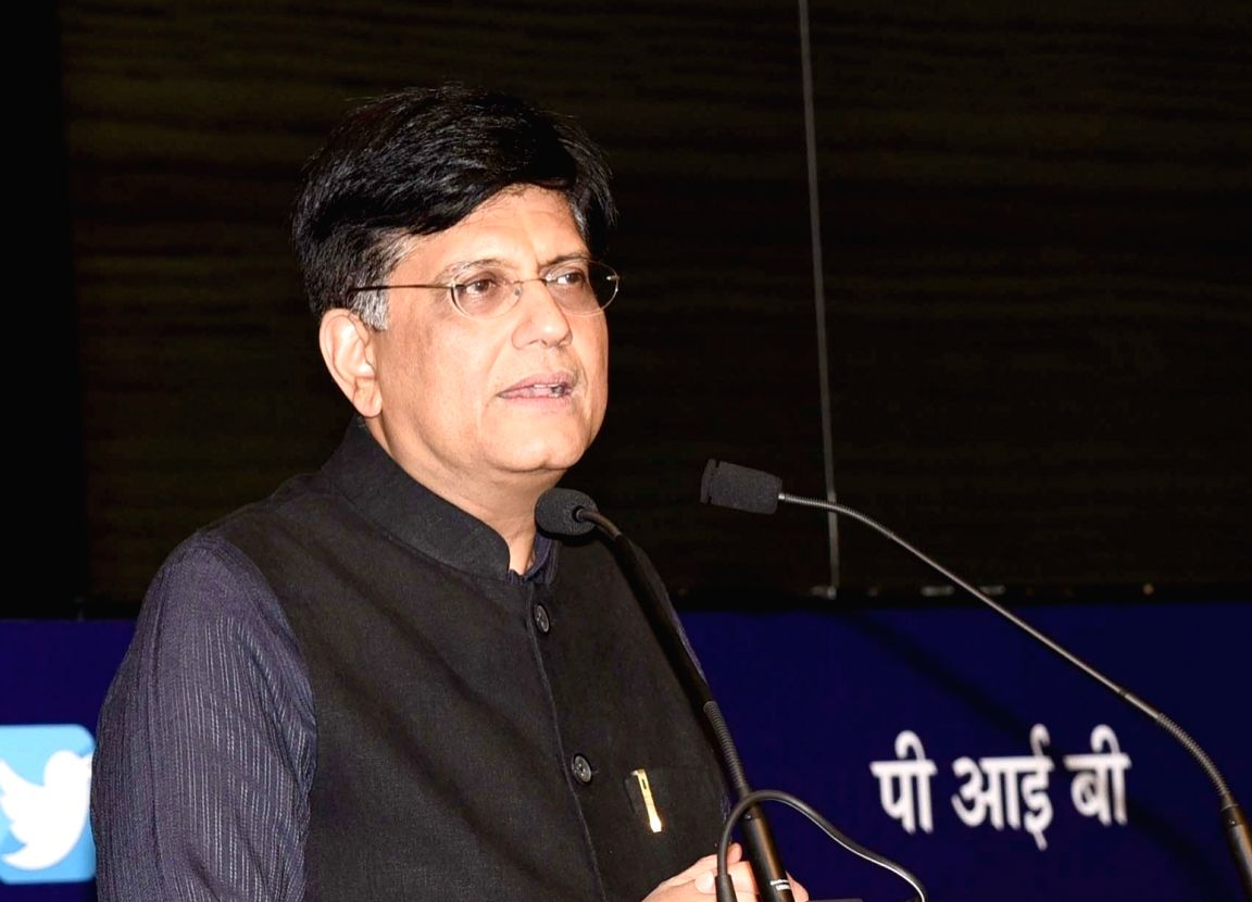 Piyush Goyal. (File Photo: IANS)