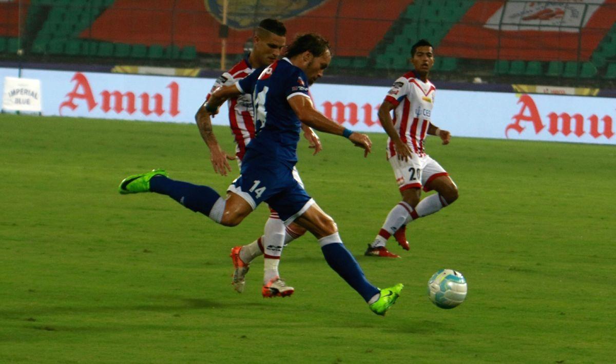 ISL - Chennaiyin FC Vs Atletico de Kolkata FC