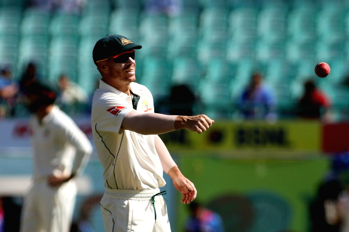 Playing India Tests put me back a little bit: Warner