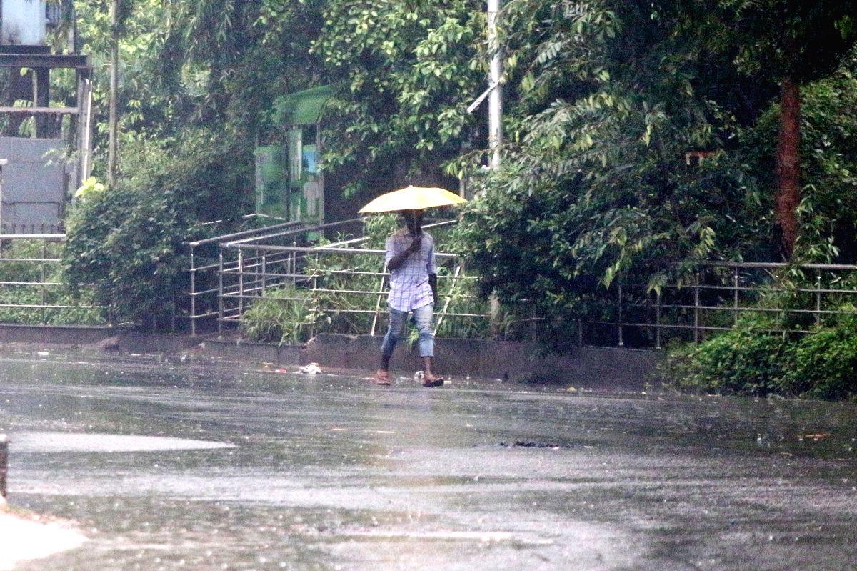 Pleasant showers in Chennai