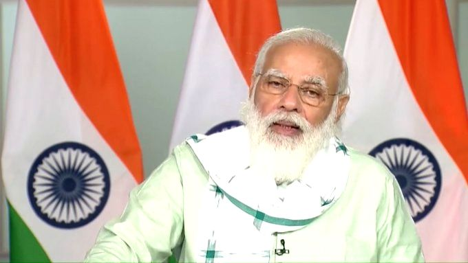 PM Modi interacts with SVANidhi beneficiaries from UP