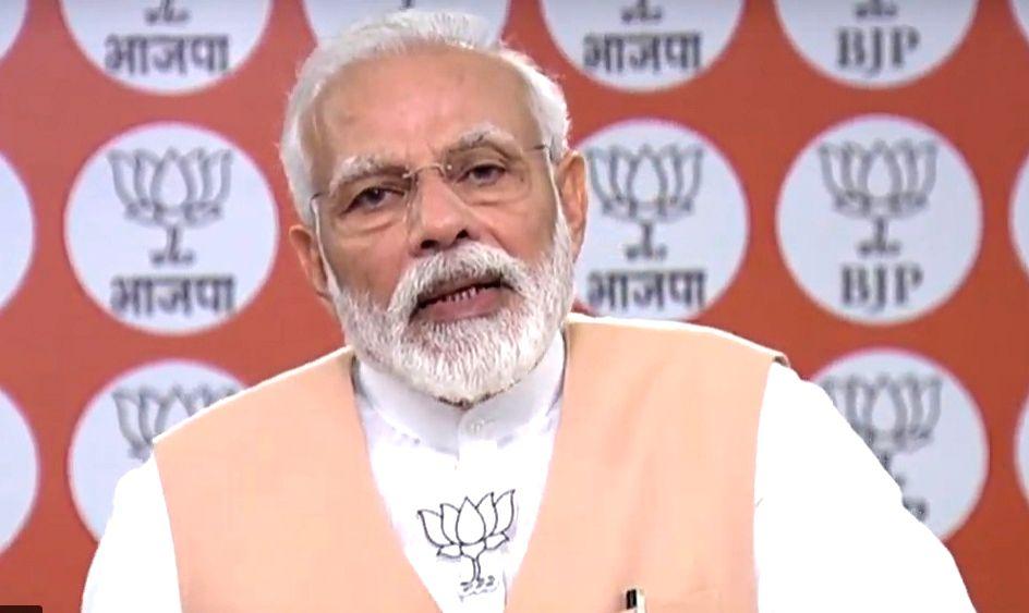 Want jungle raj or sushasan? Modi asks audience at Bhagalpur rally