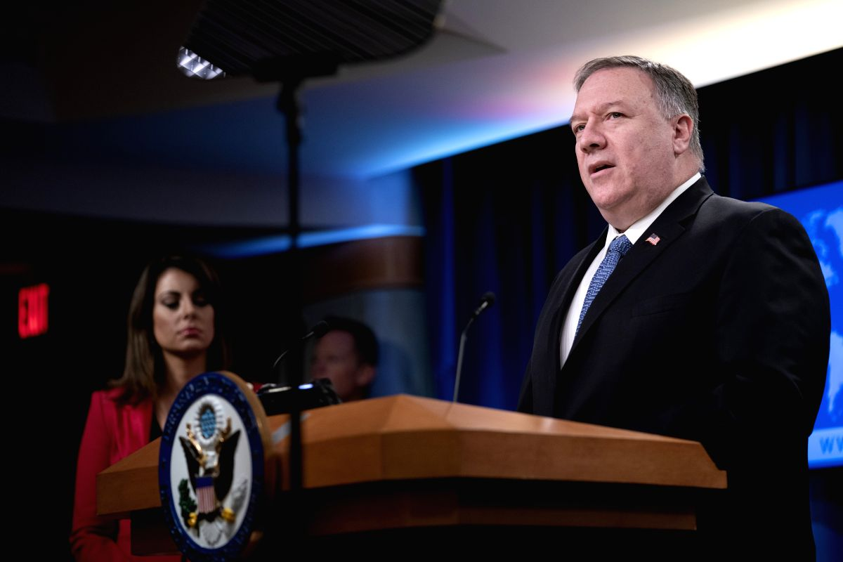 Pompeo calls for probe into deaths of Afghan migrants