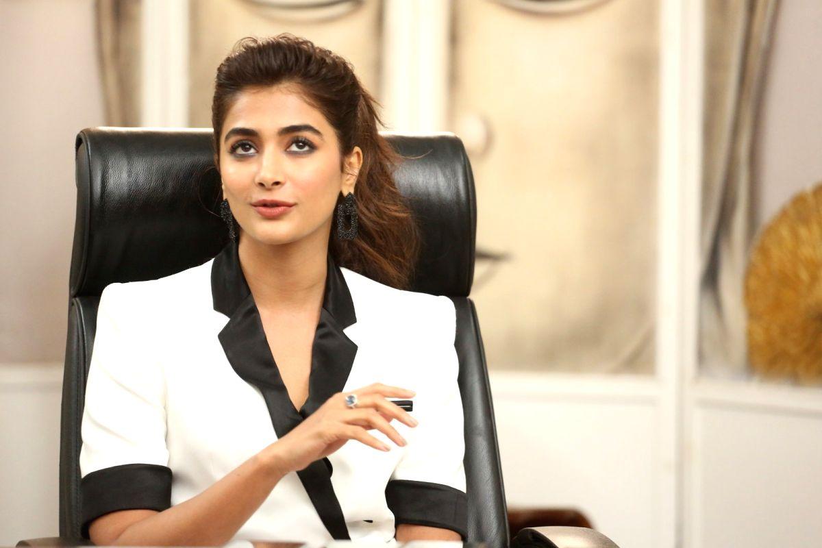 Pooja Hegde wraps up 'Radhe Shyam' schedule