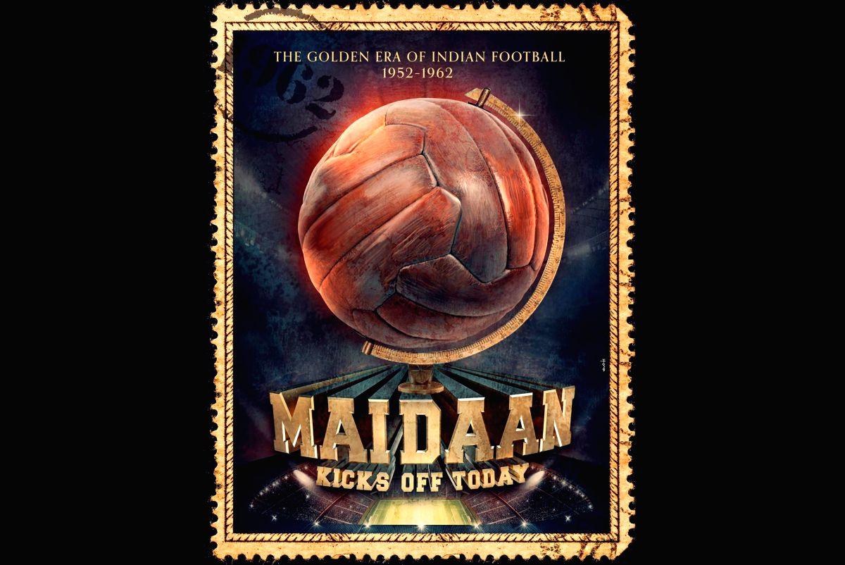 Maidaan: Meet Ajay Devgn as Coach Syed Abdul Rahim
