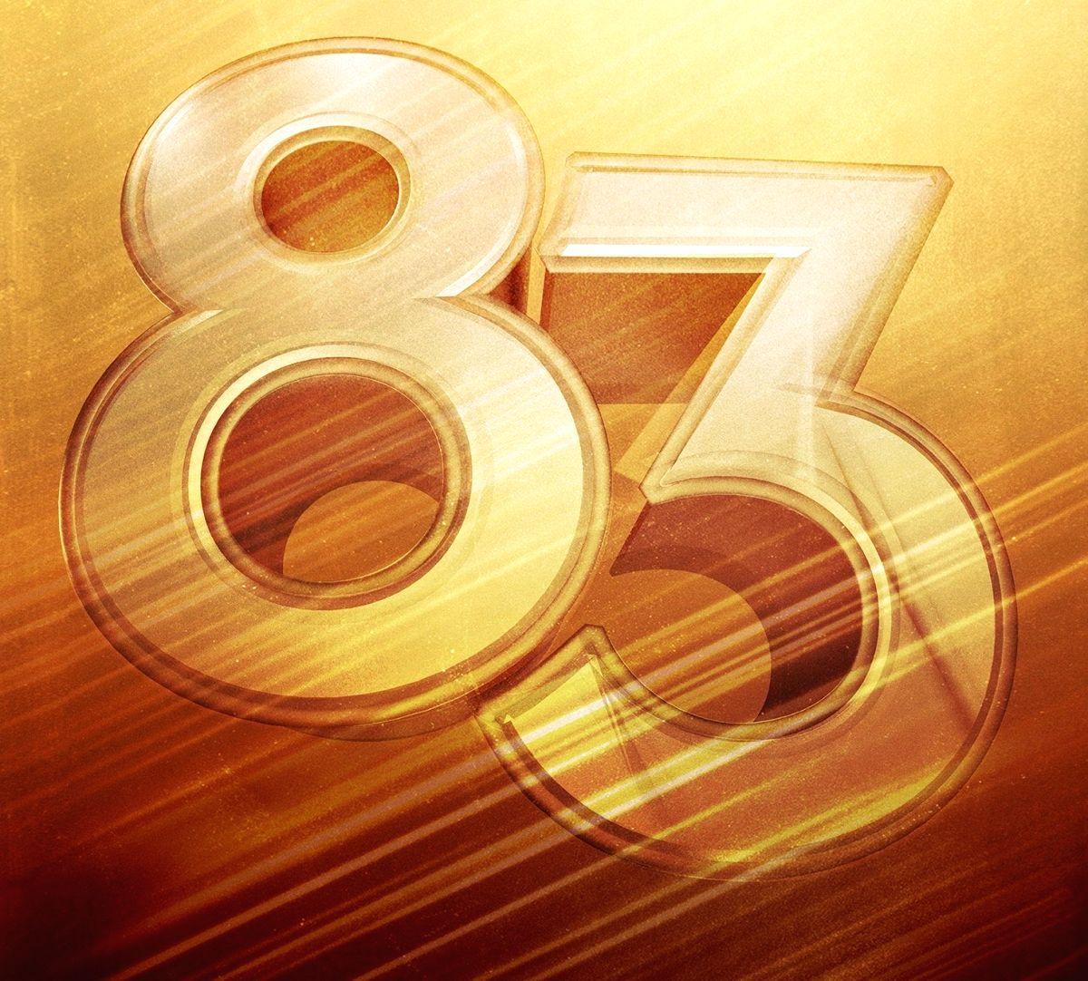 """Poster of Kabir Khan's """"83"""" movie starring Ranveer Singh."""