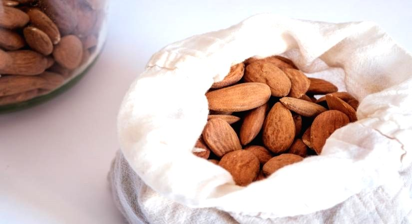 Power up your diet with almonds.