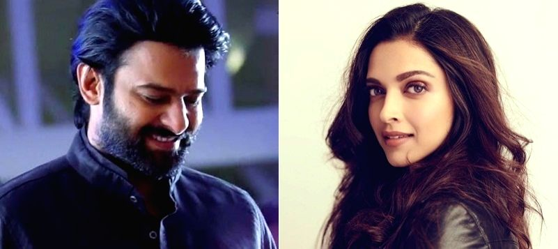 Prabhas, Deepika Padukone to join forces for a science-fiction film.