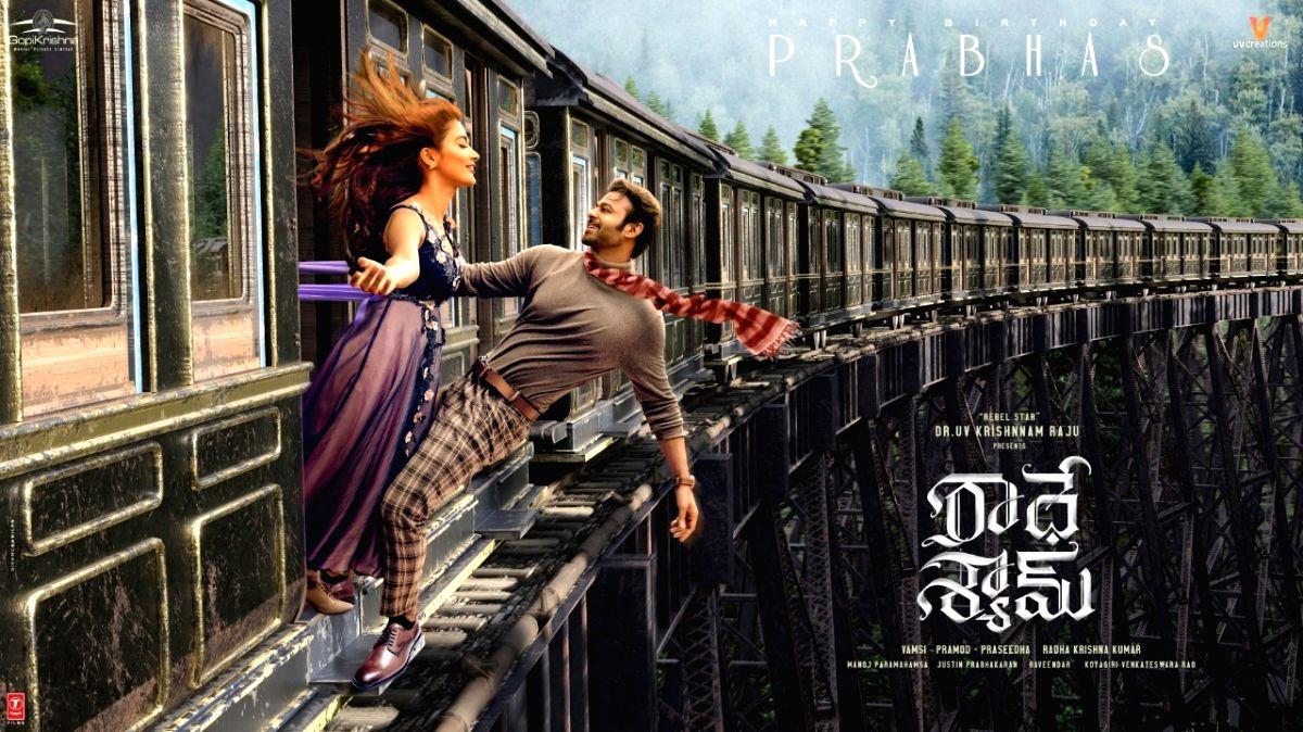 Prabhas, Pooja Hegde's Radhe Shyam Movie Designs.