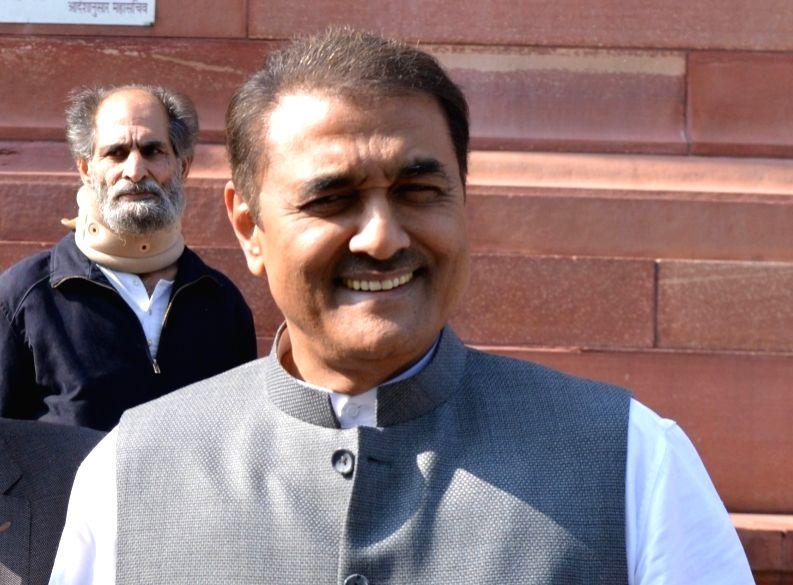 Praful Patel. (File Photo: IANS)