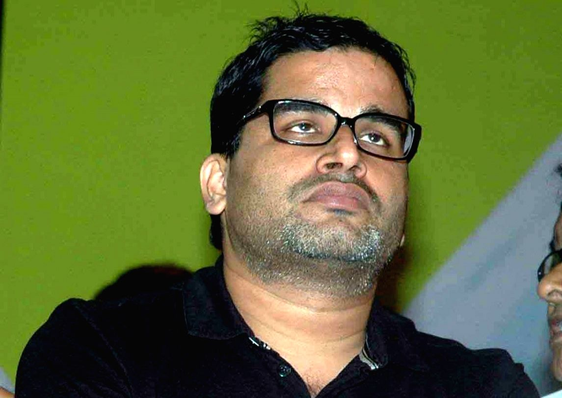 Prashant Kishore. (File Photo: IANS)