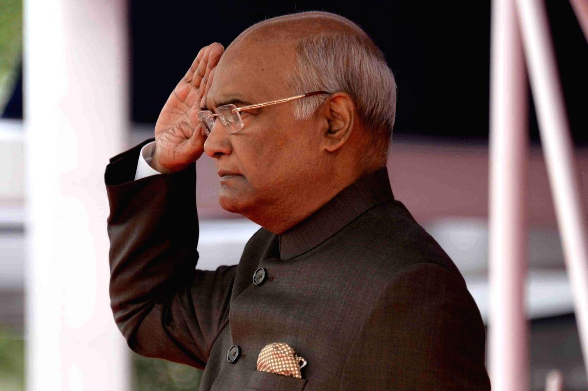 President Ram Nath Kovind. (File Photo: IANS/RB)