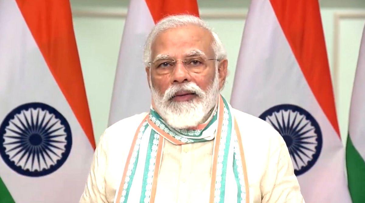 'Aatmanirbhar Bharat not self-containment': PM assures global investors