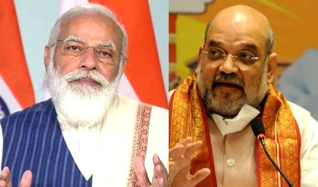 Modi, Shah greet BSF on its 56th Raising Day