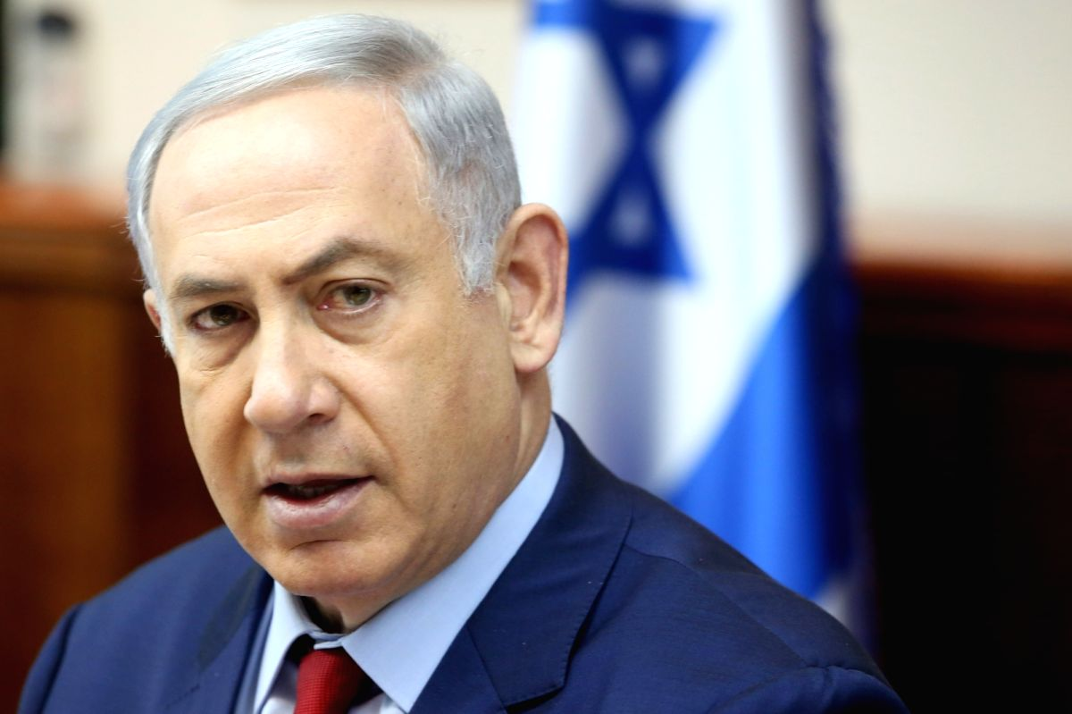 Prime Minister of Israel Benjamin Netanyahu. (File Photo: IANS)
