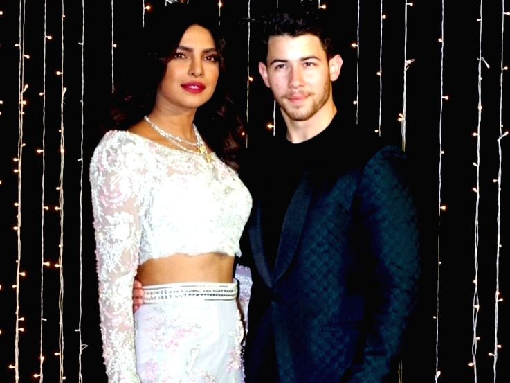 Priyanka Chopra and Nick Jonas celebrate first anniversary, see photos