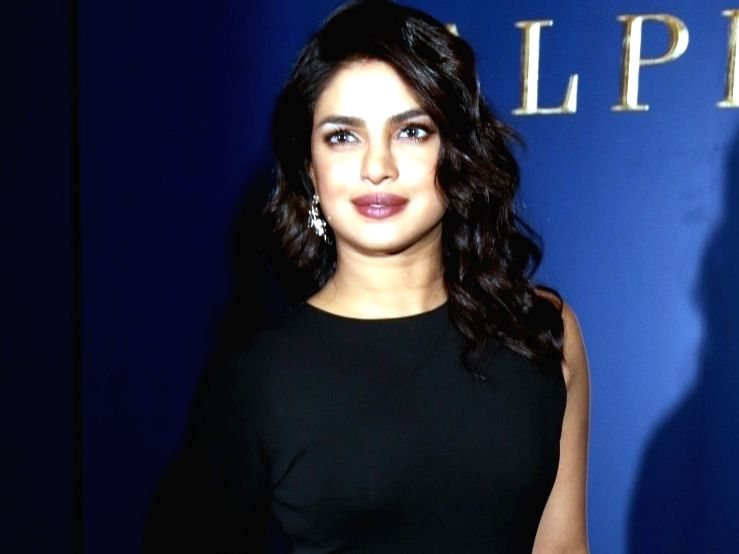 Priyanka Chopra. (Image Source: IANS)