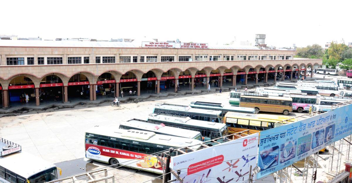 Punjab to shut public bus service from Sat midnight