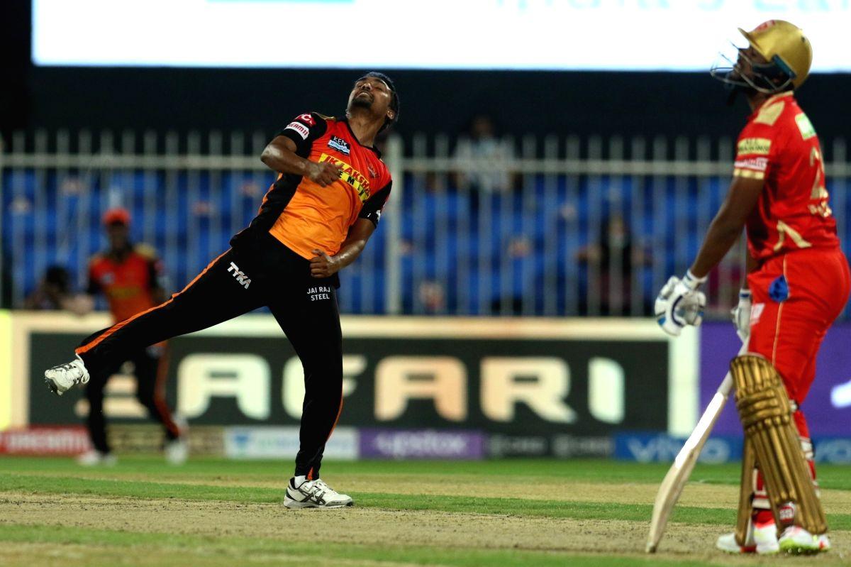 Punjab vs Sunrigers Hyderabad first inning (Photo:IPL TWITTER)