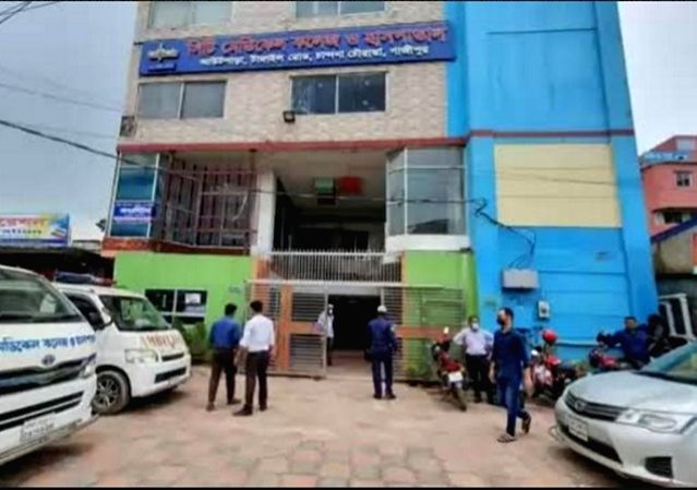 RAB Raid at former HM  Mohiuddin Khan Alamgir owned hospital in B'desh