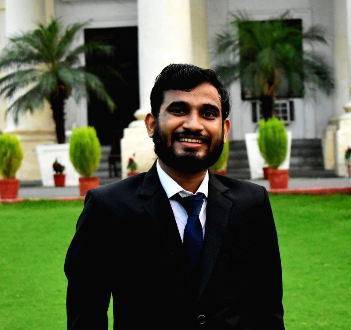 Rahul Kumar, IIT Roorkee.