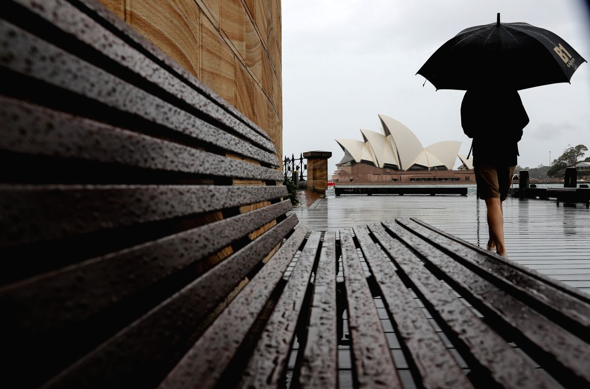 Rain brings relief from South Australia bushfires