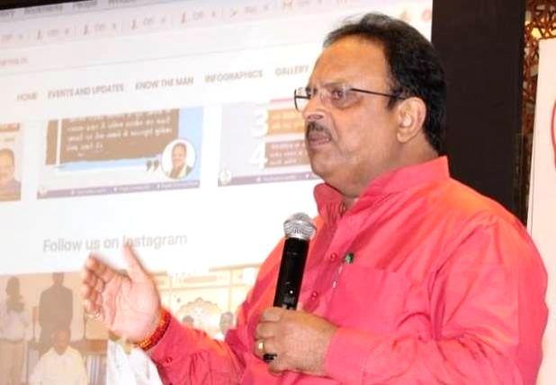 Rajasthan Health Minister Dr Raghu Sharma.