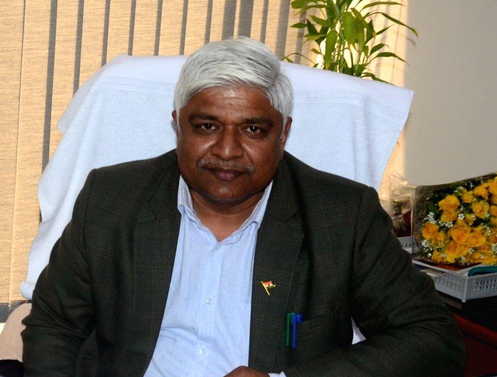 Rajendra Pal Gautam.