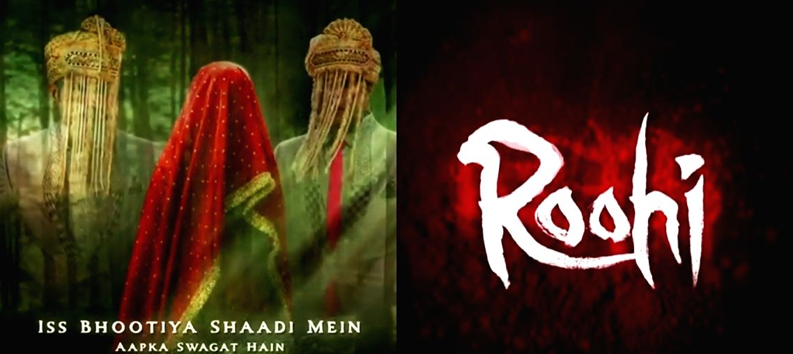 Rajkummar Rao, Janhvi Kapoor-starrer 'Roohi' in theatres on March 11.(photo:Instagram)