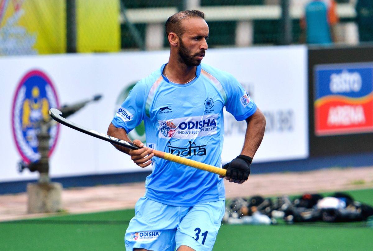 Ramandeep Singh. (File Photo: IANS)