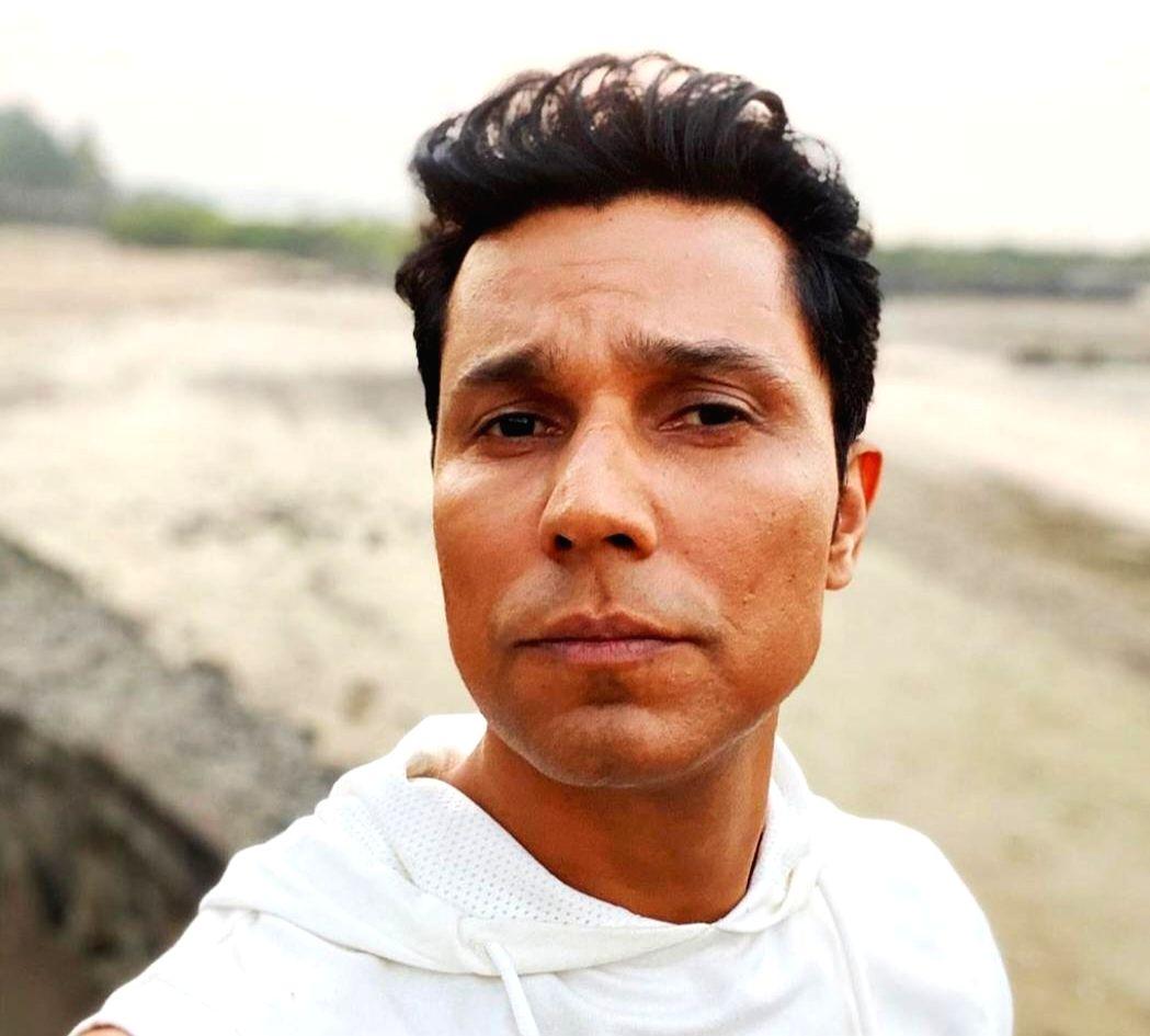 Randeep Hooda.