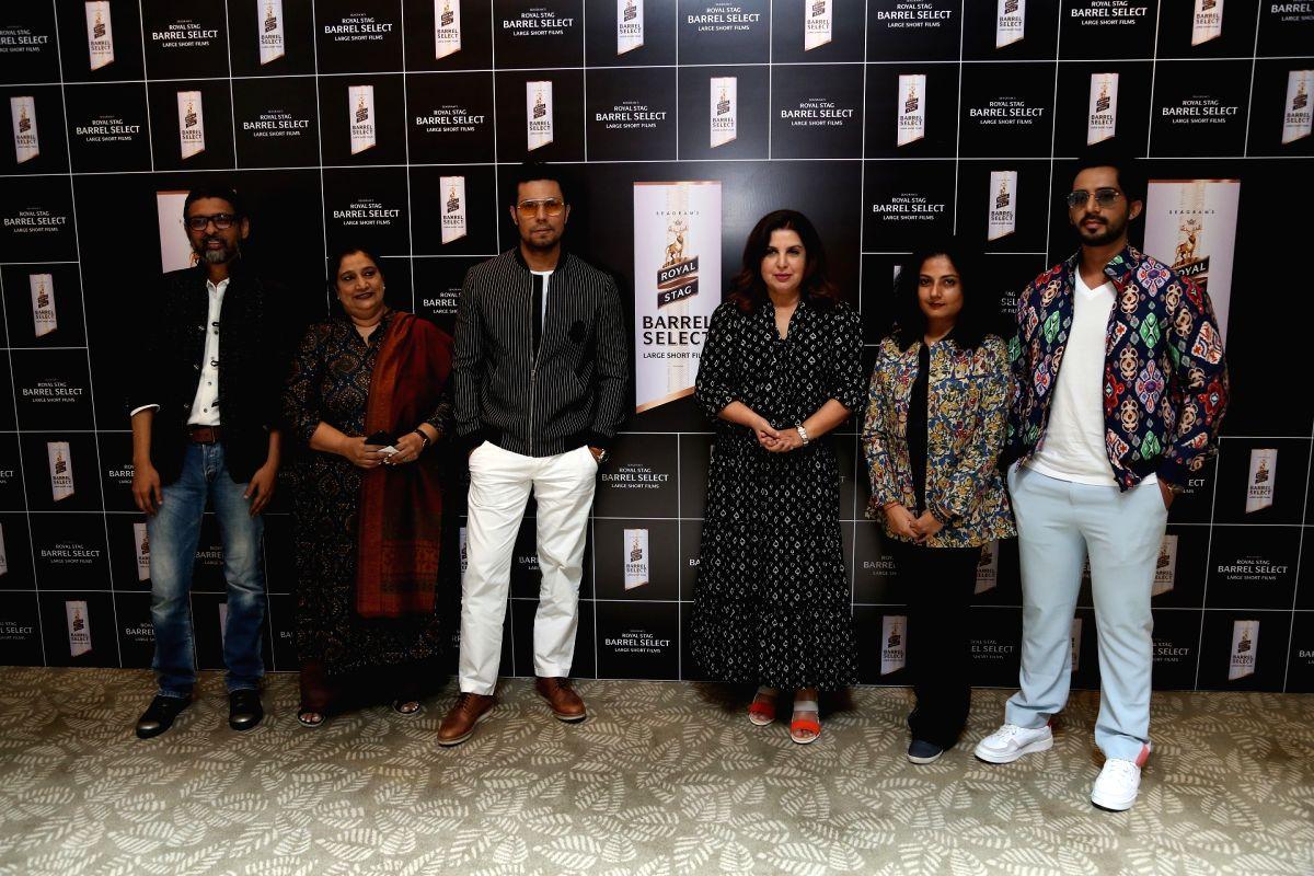 Randeep Hooda, Farah Khan come together to discuss cinema trends.