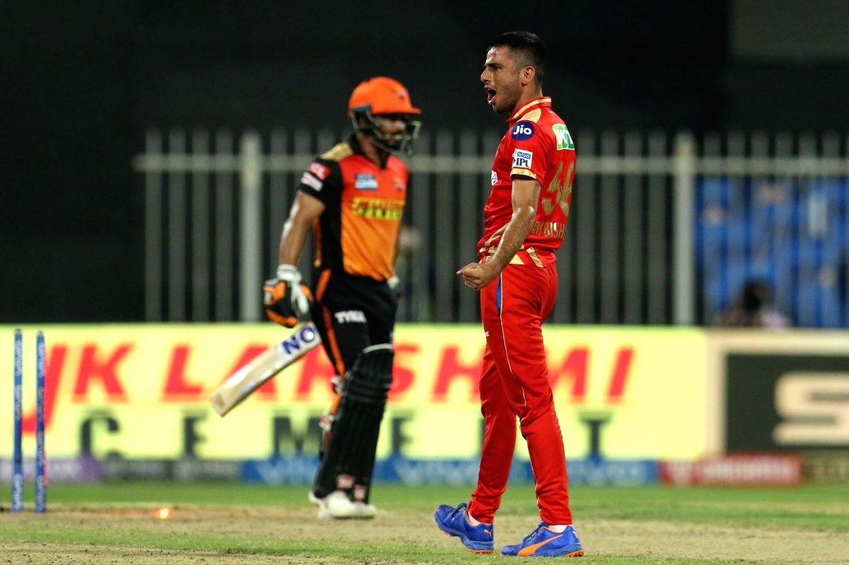 Ravi Bishnoi. (credit : IPL Twitter)
