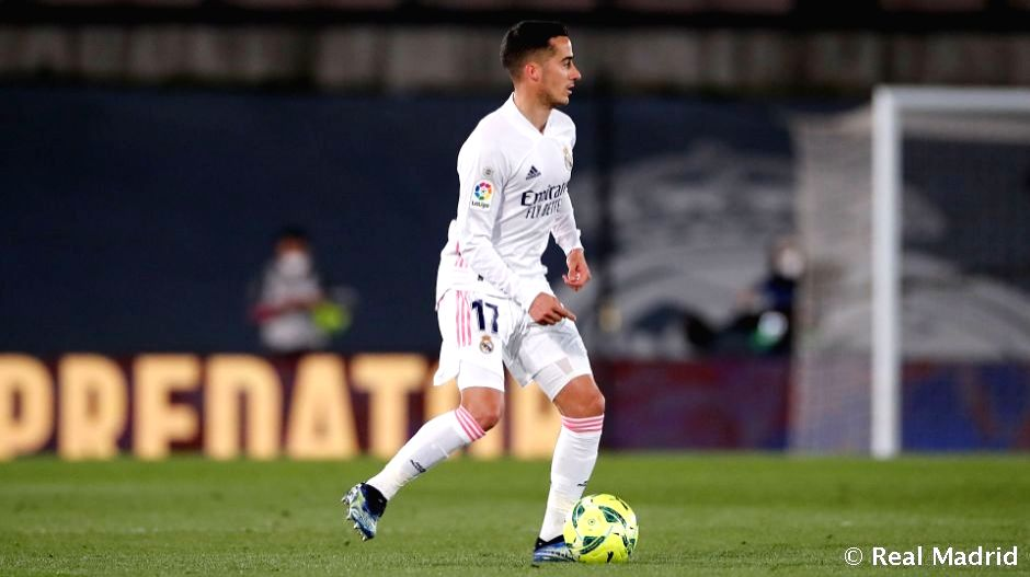 Real's Vazquez to miss rest of the season due to injury (Credit: Real Madrid)