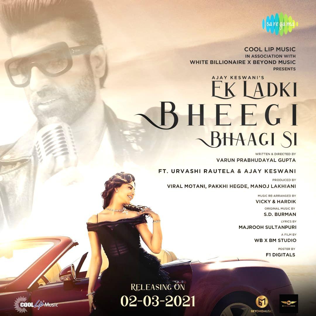 Recreated version of 'Ek ladki bheegi bhaagi si' out on March 2.