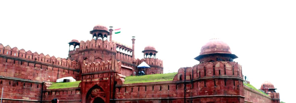 Red Fort.(Image Source: IANS)