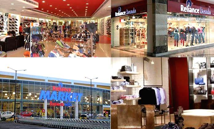 Reliance Retail.