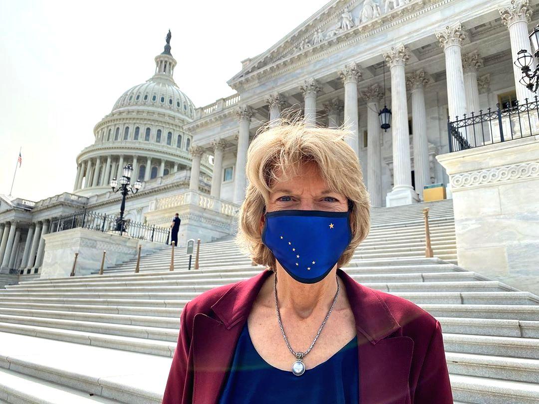 Republican Senator Lisa Murkowski.