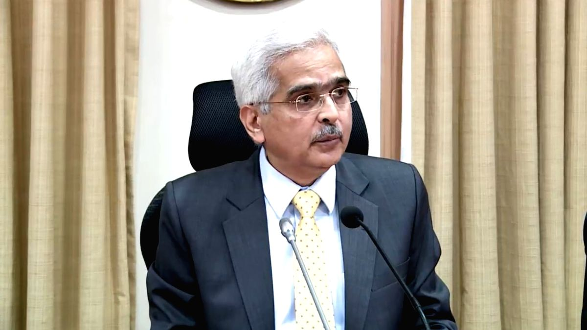 Reserve Bank of India (RBI) Governor Shaktikanta Das. (File Photo: IANS)