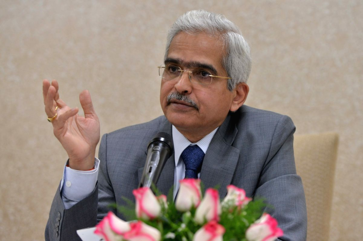 Reserve Bank of India (RBI) Governor Shaktikanta Das.