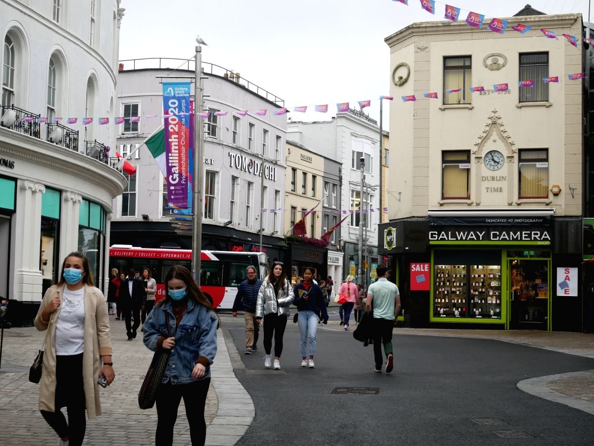 Restrictions on foreign visitors to continue in Ireland