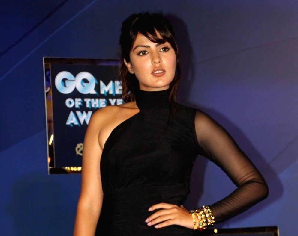 Rhea Chakraborty.